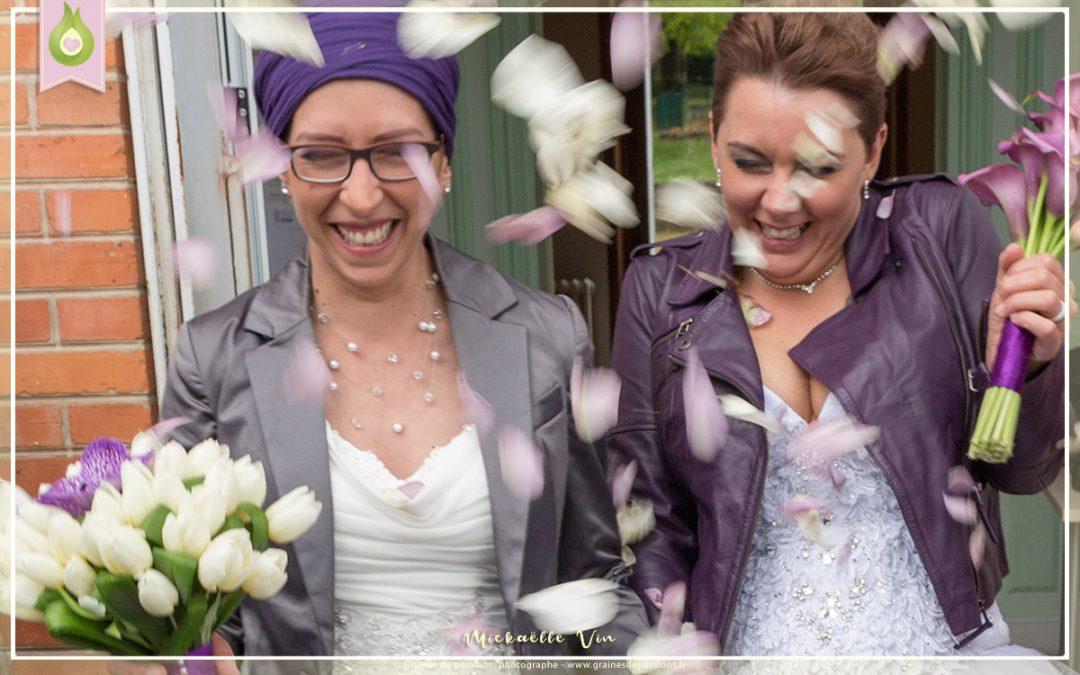 Photographie mariage à Longpont-sur-Orge