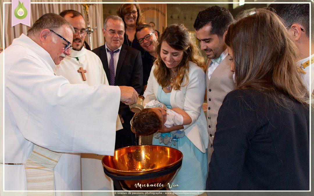 Photographie baptême en Essonne